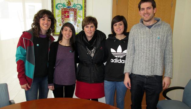 La villa promueve la creación de un nuevo grupo de mujeres