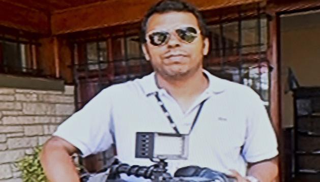 El cámara brasileño fallecido, Salvador Idílio Andrade, tenía 49 años.