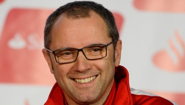 El director de Ferrari, Stefano Domenicali
