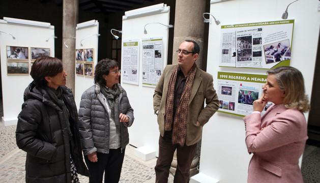 La sede de la UNED de Tudela acoge la exposición fotográfica
