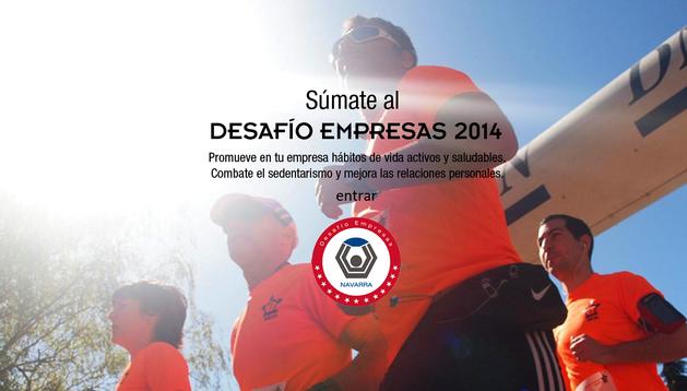 'Desafío empresas' innova con una prueba por el Camino de Santiago