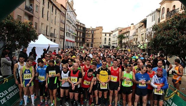 Media Maratón de Tudela 2014