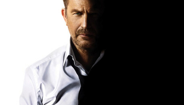 Kevin Costner en el cartel de '3 Days to Kill'