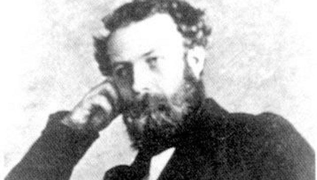 El autor francés Julio Verne