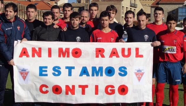 El Erriberri apoya a Raúl Sanzol