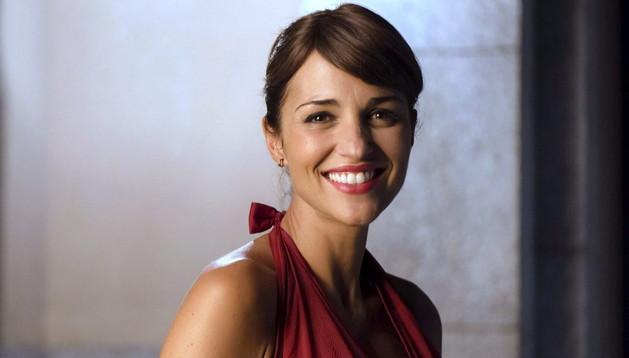 La actriz Paula Echevarría, protagonista de 'Velvet'