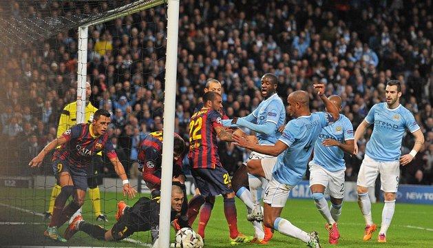 Manchester City-Barcelona