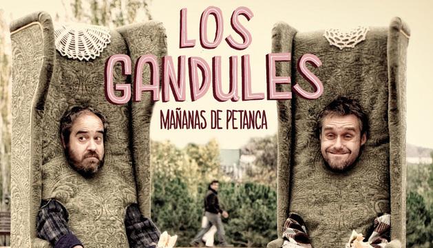 Cartel de 'Los gandules'