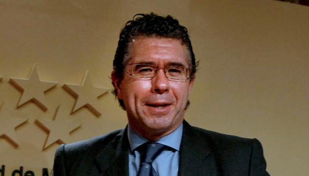 El exconsejero madrileño de Presidencia, Justicia e Interior, Francisco Granados