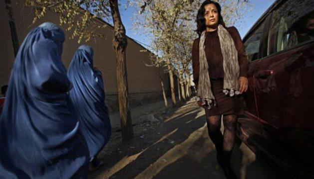 Película afgana 'Icy Sun'