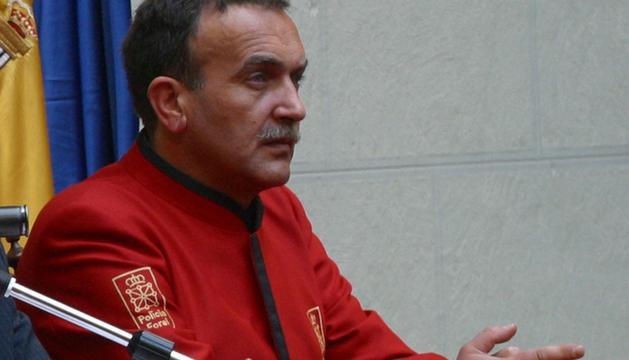 José Ignacio Sánchez Trueba, en una imagen de 2004