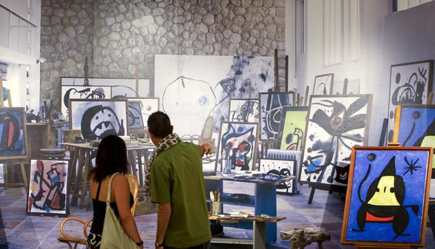 Obras de Miró