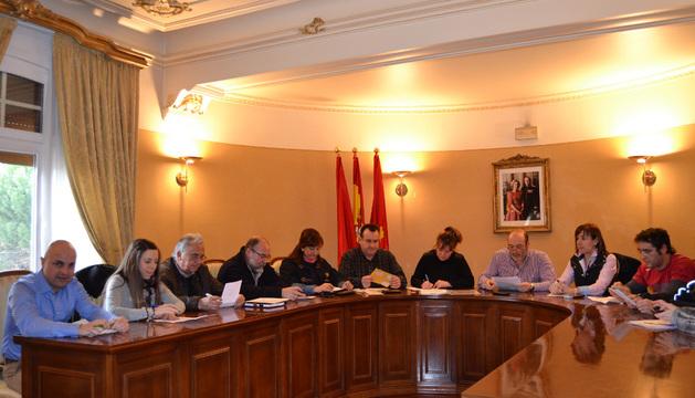 Los concejales adoptaron por unanimidad todas las propuestas incluidas en el pleno extraordinario