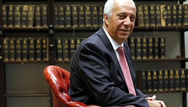 El economista David Taguas, en una imagen de 2009