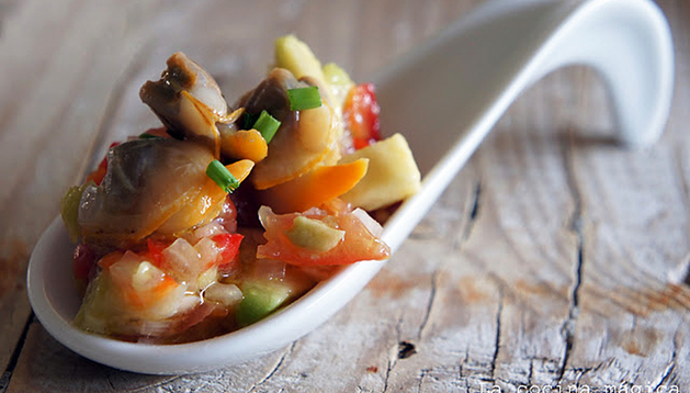 Próximo curso: recetas en cucharitas