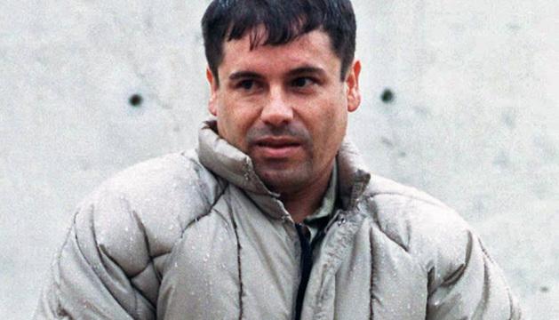 Imagen de archivo de 1993 de Joaquín 'El Chapo' Guzmán.