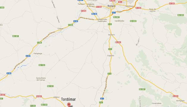 Mapa de la localidad.
