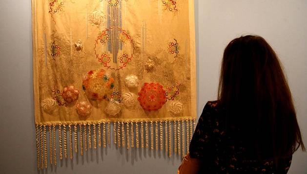 Escenas de la 33ª edición de la Feria Internacional de Arte Contemporáneo (ARCO), en Madrid.