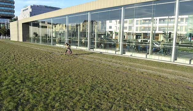 La primavera se adelantó este domingo en Navarra, donde se llegaron a registrar temperaturas que superaron los 18 grados.