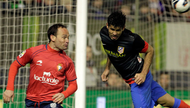 Nino y Diego Costa