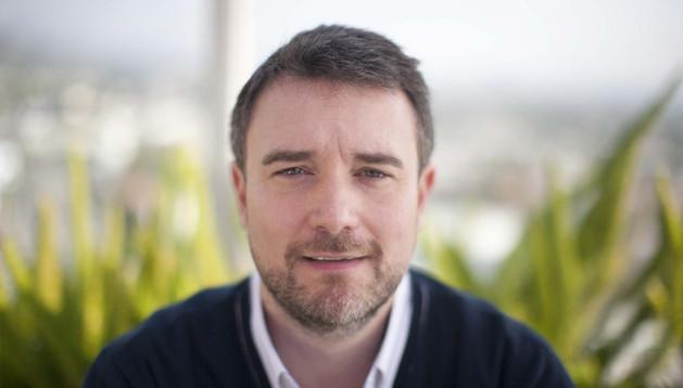 El director Esteban Crespo.