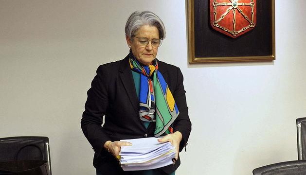 Goicoechea, en su comparecencia en la comisión de investigación