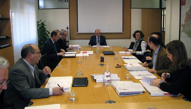 Reunión del Consejo Social de Política Territorial.