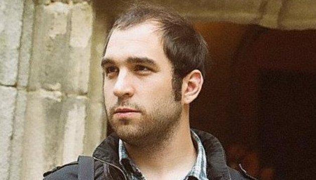 El periodista navarro, José Miguel Sánchez Rodríguez