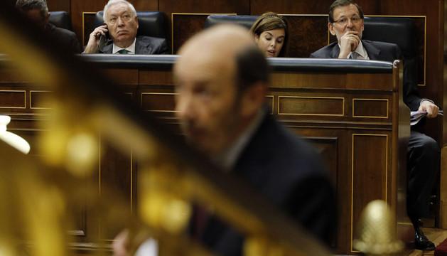 Rajoy, antes del Debate del Estado de la Nación