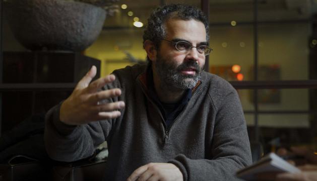 El narrador, dramaturgo y poeta portugués Gonçalo M. Tavares
