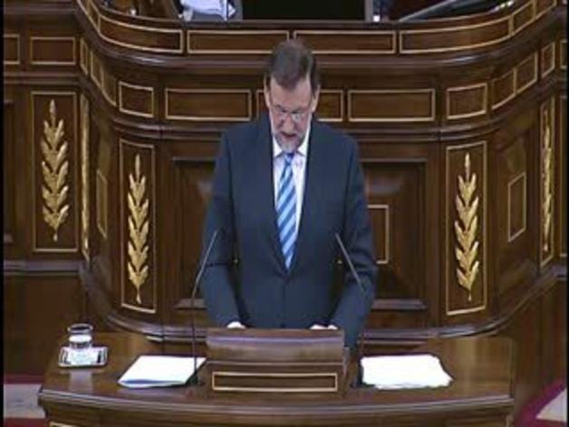 Rajoy anuncia una tarifa plana en cotización social para indefinidos