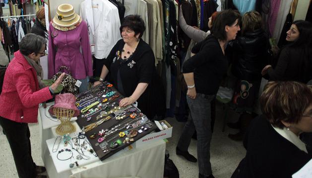 Feria del stock de Barañáin. ARCHIVO