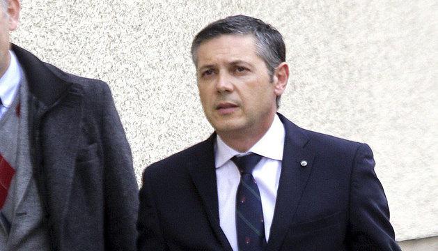 El abogado Francisco José Carvajal.