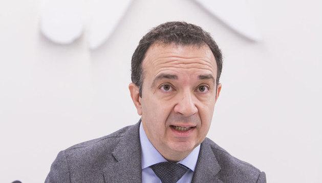 Raúl Marqueta, director territorial de CaixaBank