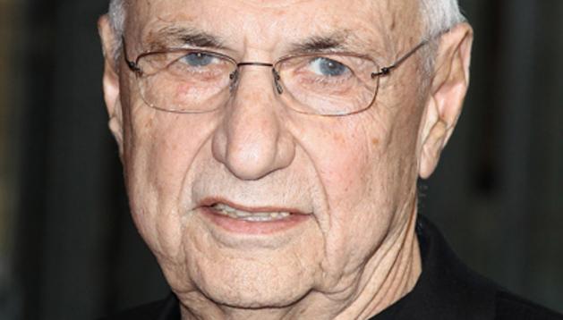 El arquitecto Fran Gehry.