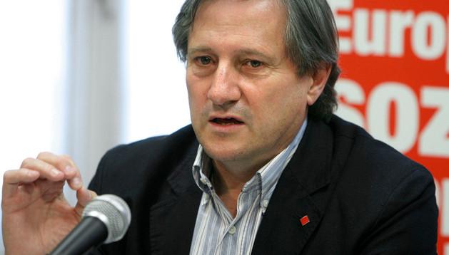 Willy Meyer en una imagen de 2009