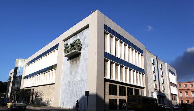 El Museo Nacional de Bellas Artes de La Habana
