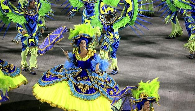 Carnaval de Río de Janeiro 2014