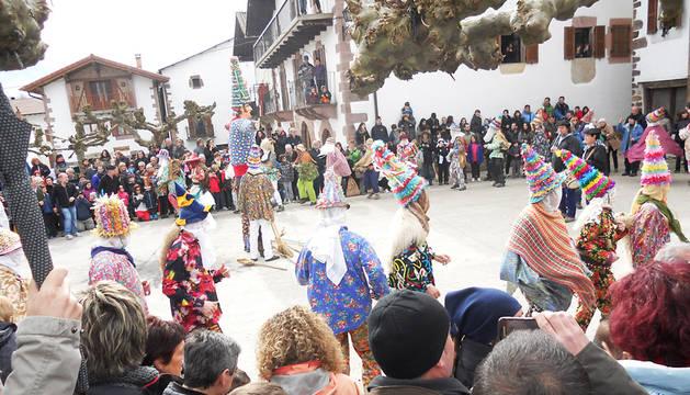 Carnavales de Lantz 2014