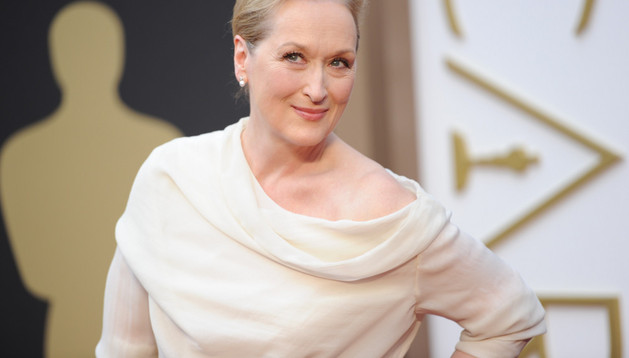Meryl Streep, en los Oscar 2014