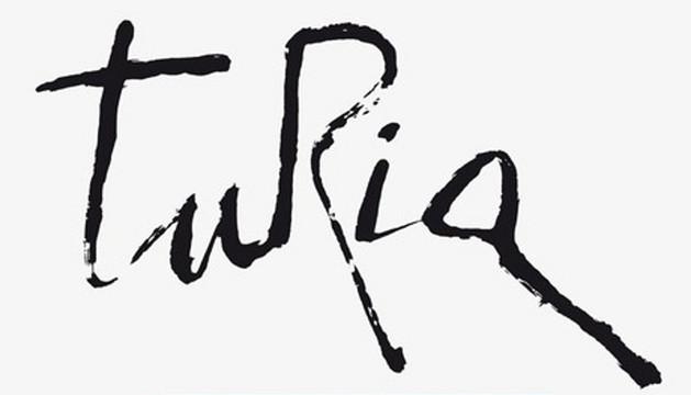 Logo de la revista 'Turia'