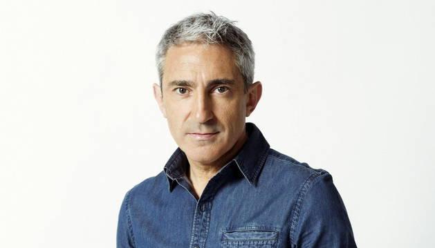 El presentador Jon Sistiaga