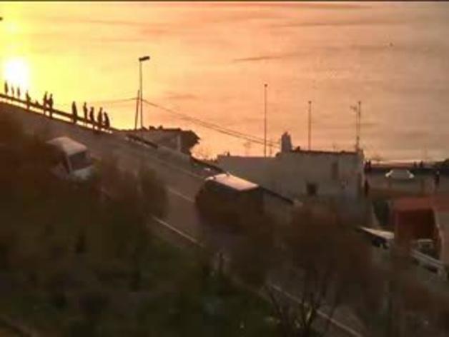Nuevo asalto masivo en Ceuta