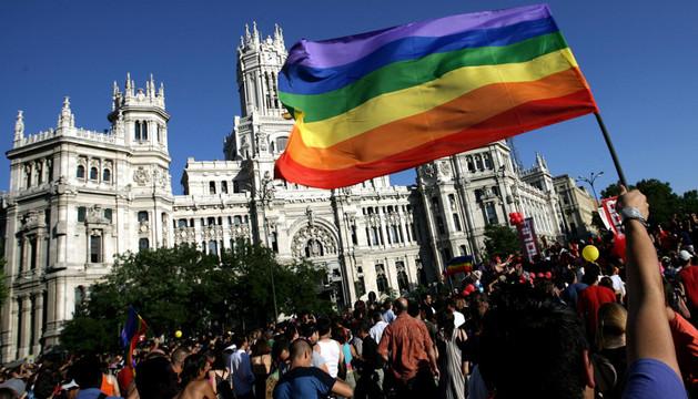 Día del Orgullo Gay en Madrid