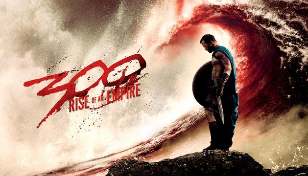 Cartel de la película '300: el origen de un imperio