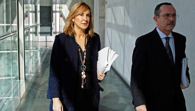 Ana Beltrán, vicepresidenta del PPN