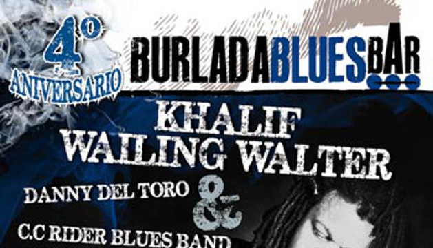 IV Aniversario de Burlada Blues Bar
