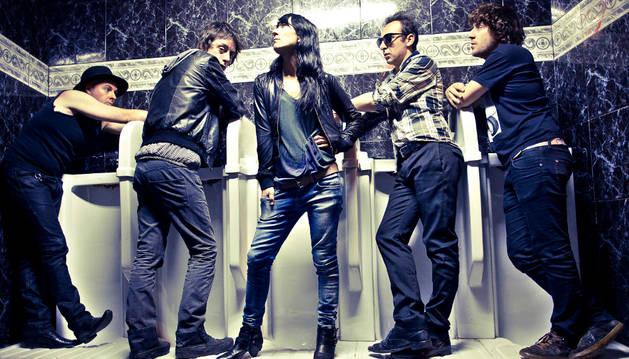 Imagen promocional de 'El Columpio Asesino'
