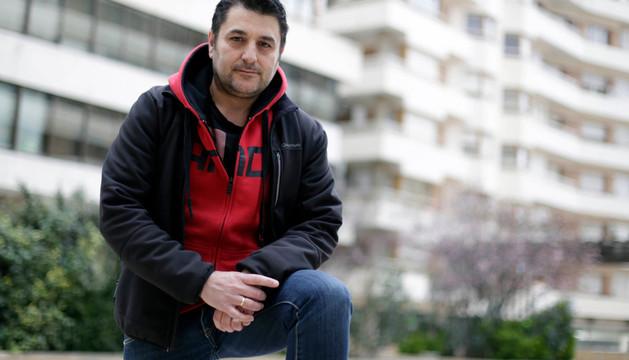 Rubén Rodríguez Garnica, ganador del reto 'Árboles' de Fototuitribera