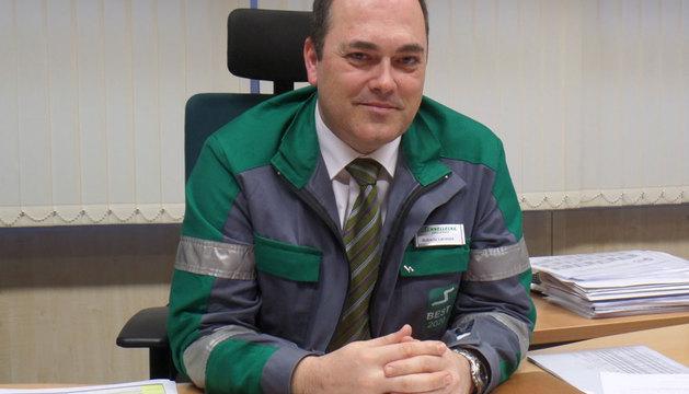 Roberto Lanaspa, presidente del Clúster de Automoción
